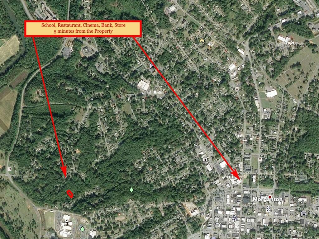 Over a Quarter Acre of North Carolina Property on Outskirts of Town - Image 5