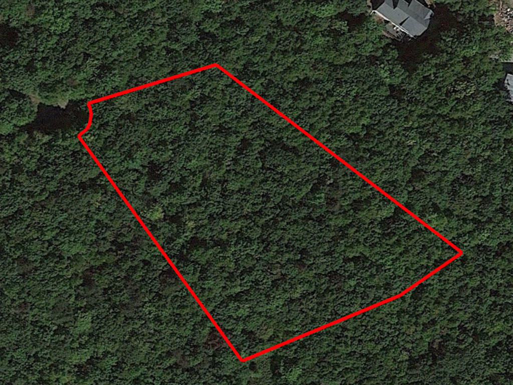 Beautiful 1.25 Acre Tree Covered Lot at the End of A Cul-de-sac - Image 1