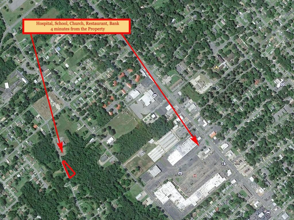 Triangular Lot Near Commercial Area of Pine Bluff - Image 5