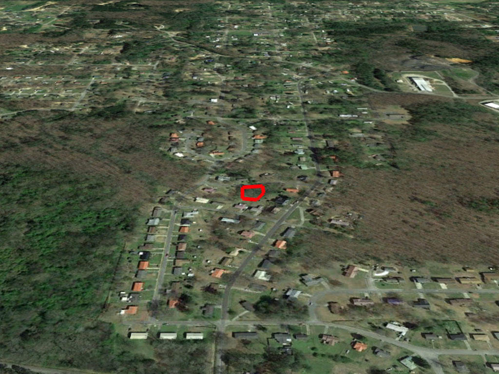 Beautiful Third of an Acre Lot in Anniston Alabama - Image 2