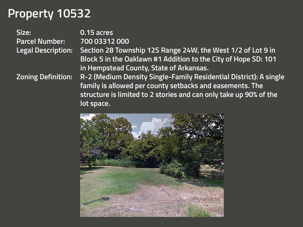 Beginner Investor Pack of Three Residential Arkansas Lots - Image 3