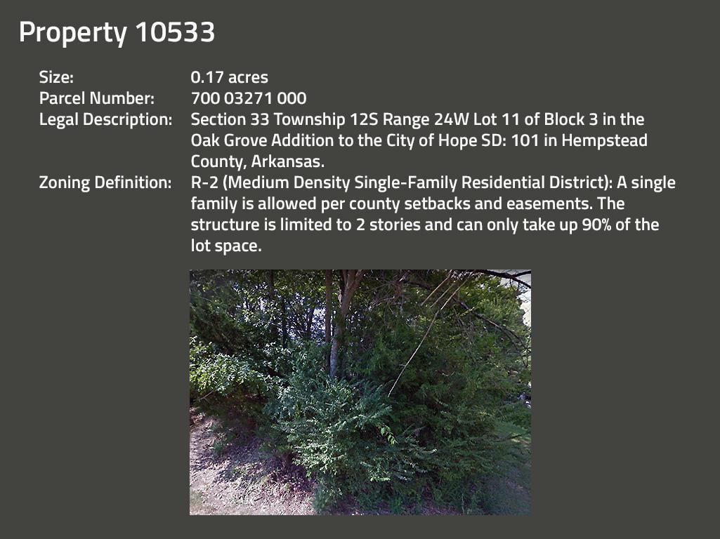 Beginner Investor Pack of Three Residential Arkansas Lots - Image 4