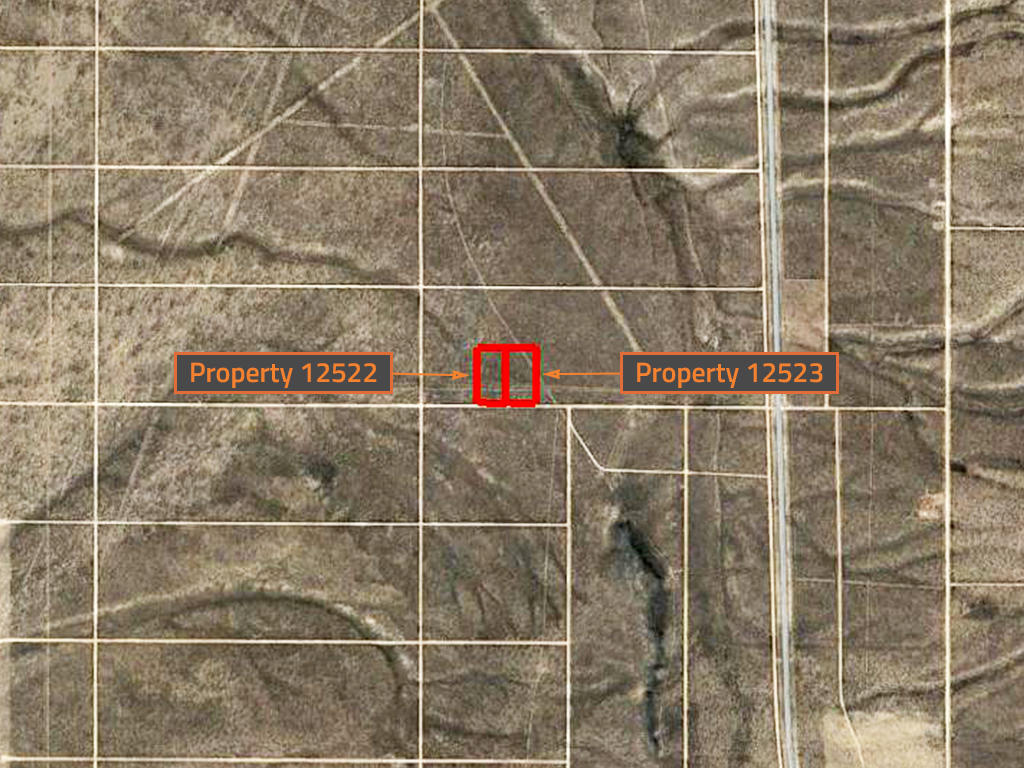 Beginner Investor Pack of Two Colorado Acreage Lots - Image 2