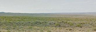 Stunning 39 Acres in Wyoming Desert