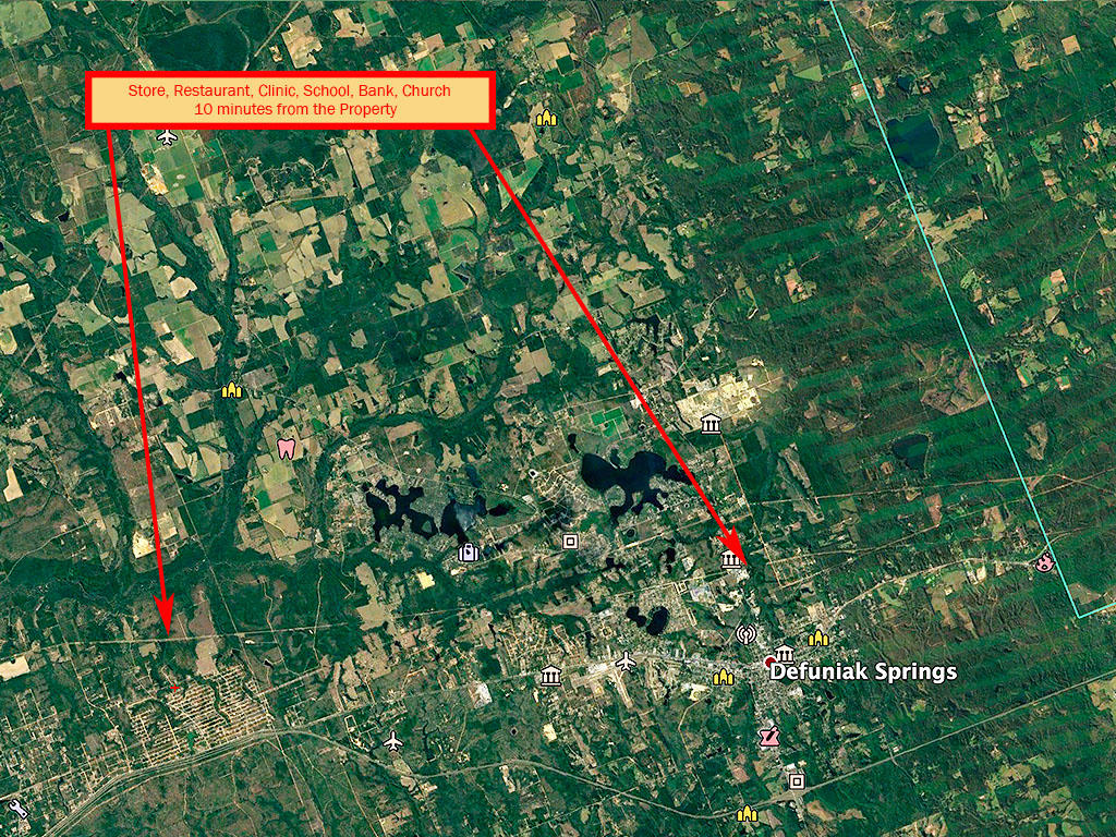 One Third of an Acre in Defuniak Springs - Image 5