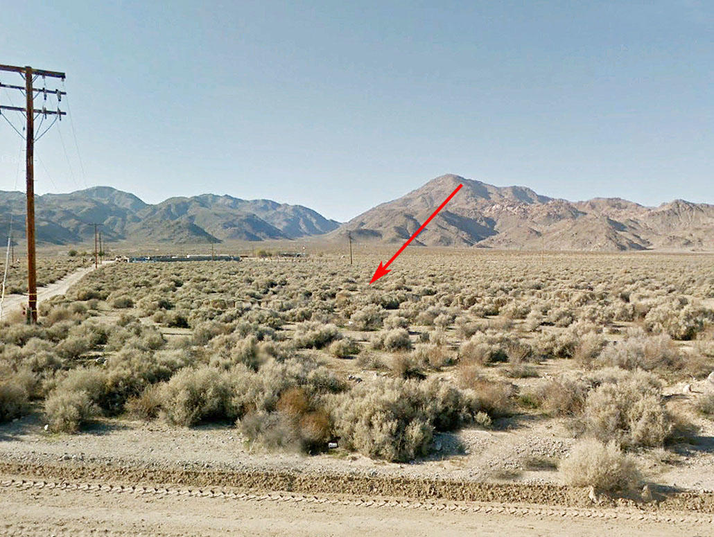 Five Acre Property Near Trona California 150 Feet From Paved Road - Image 0