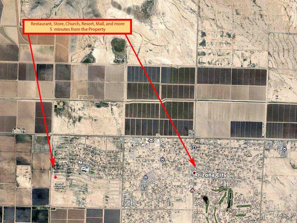 Central Arizona Lot Ready for Development - Image 5