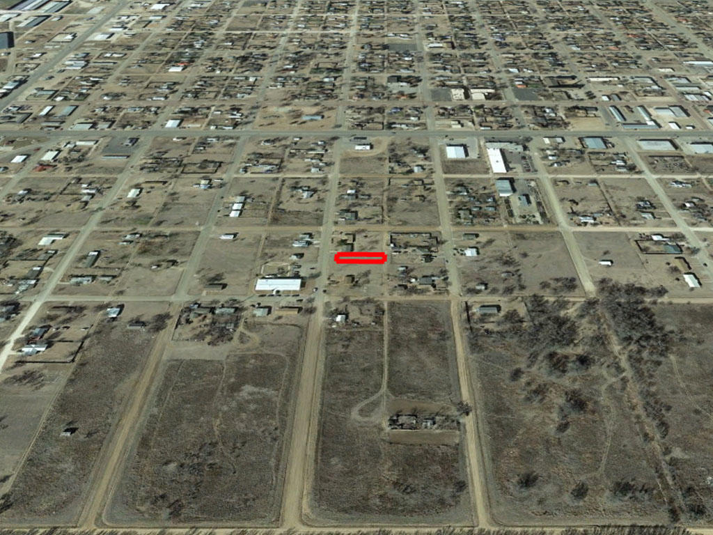 Residential Tulia Texas Land on Paved Road - Image 2