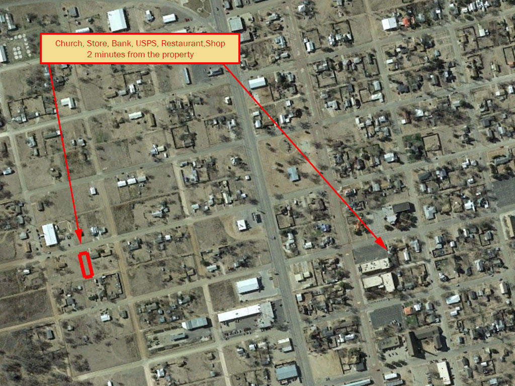 Residential Tulia Texas Land on Paved Road - Image 5