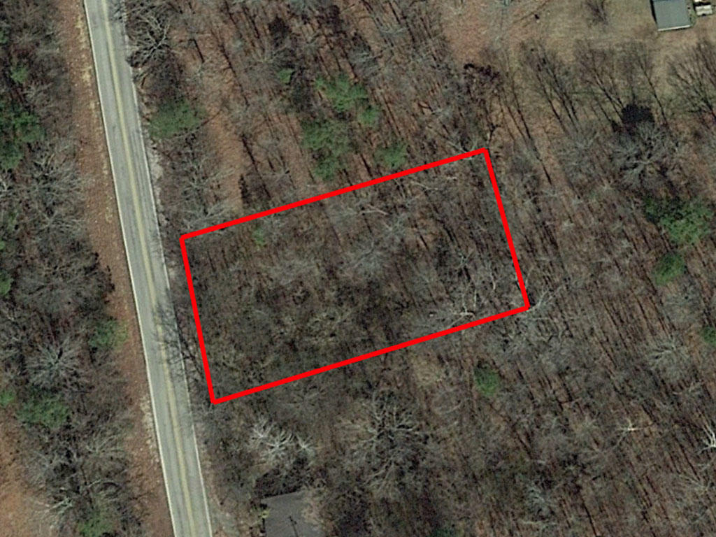 Northern Mississippi Parcel in Ideal Location - Image 1