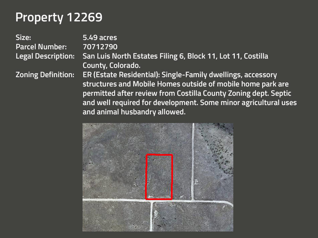 Intermediate Pack of Almost 25 Acres of Pristine Colorado Land - Image 3
