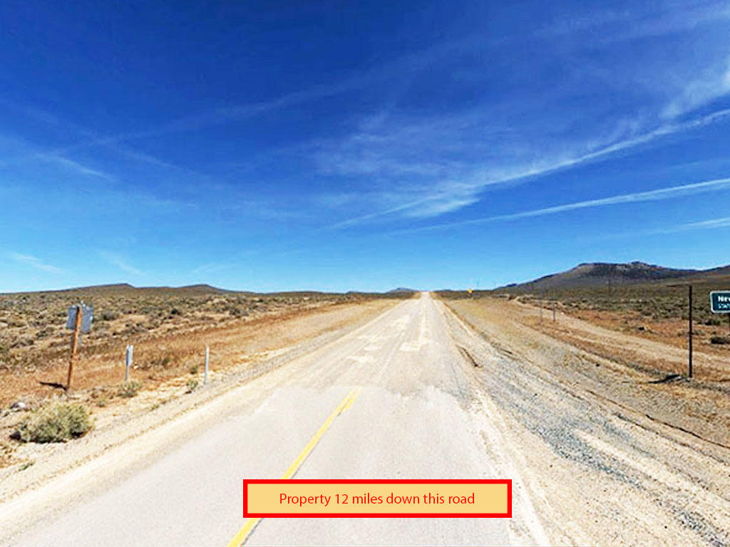 Explore the Potential of 160 Acres in Northern Nevada - Image 4
