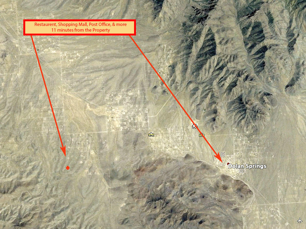 One Acre in Growth Area of Mohave County - Image 5