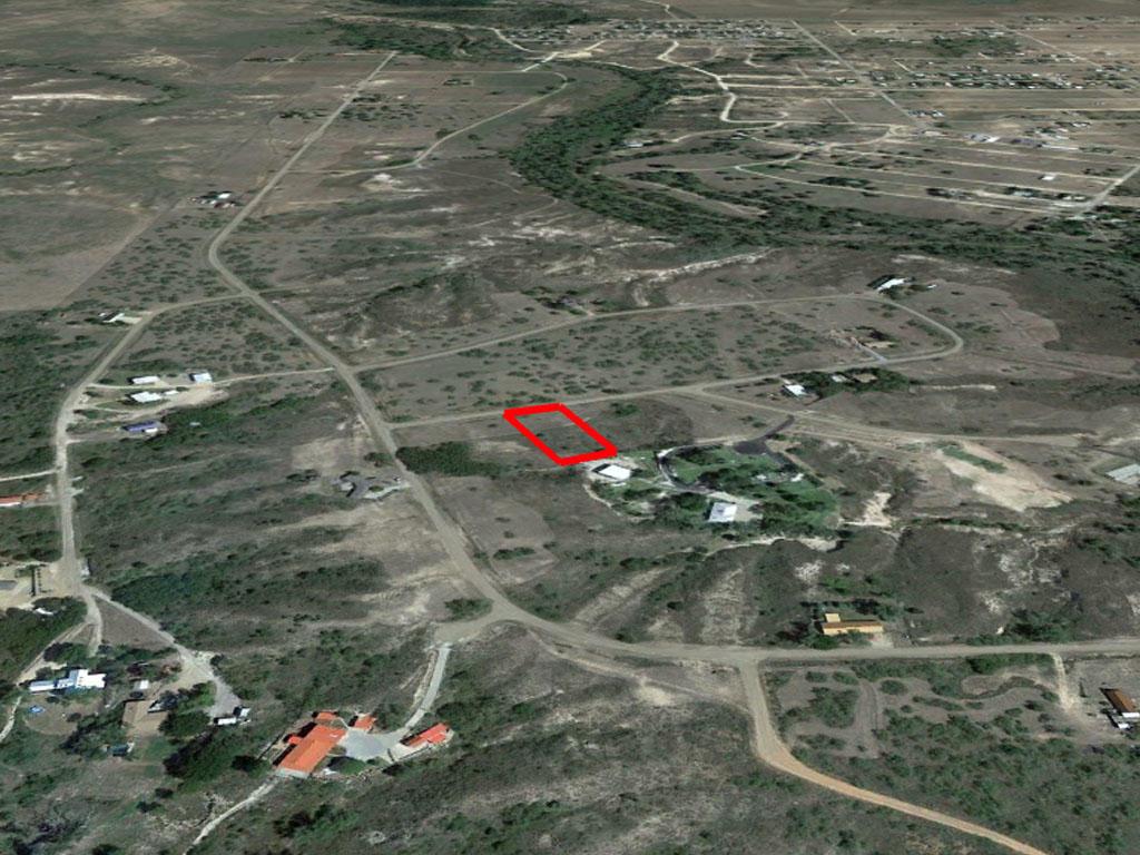 Texas Lot Minutes From Greenbelt Reservoir - Image 2