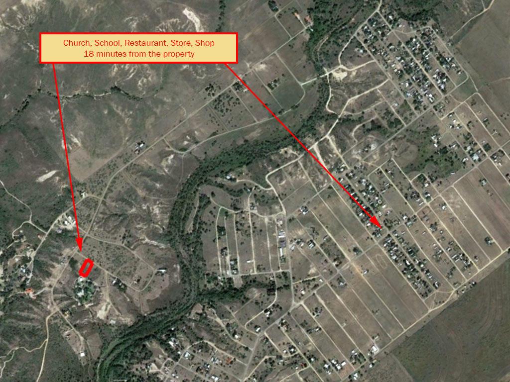 Texas Lot Minutes From Greenbelt Reservoir - Image 5