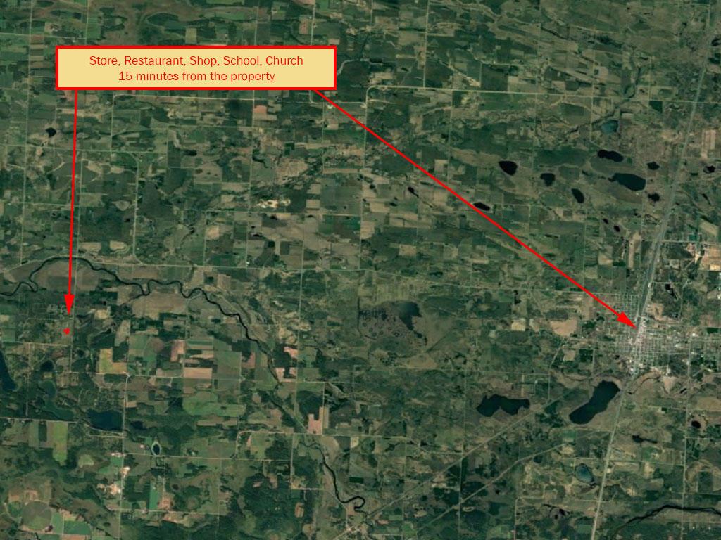 Half Acre of Recreational Land in Sylvan Shores - Image 5