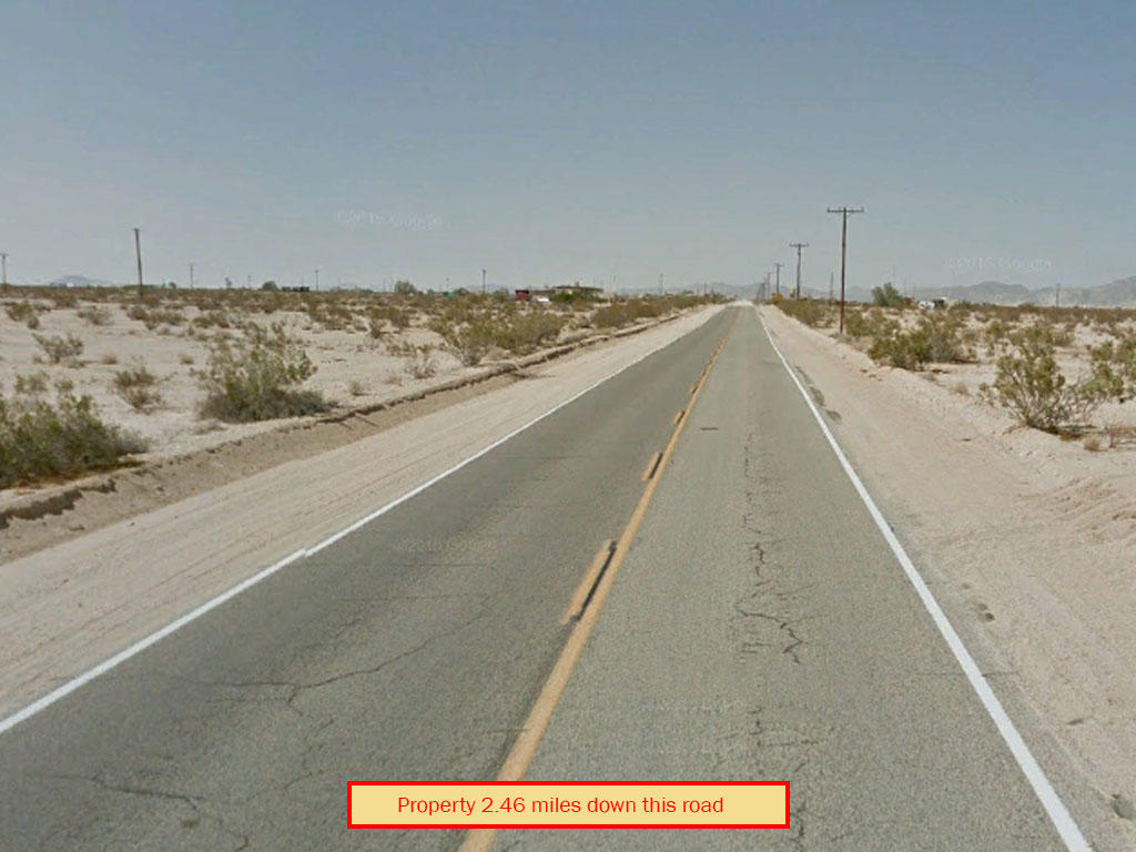 Just over an acre North of Joshua Tree National Park - Image 4