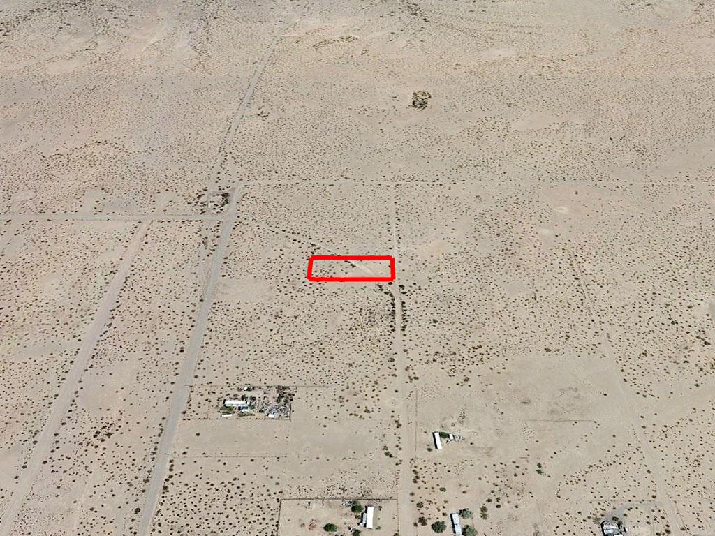 Dateland Arizona Suburban Homesite - Image 2