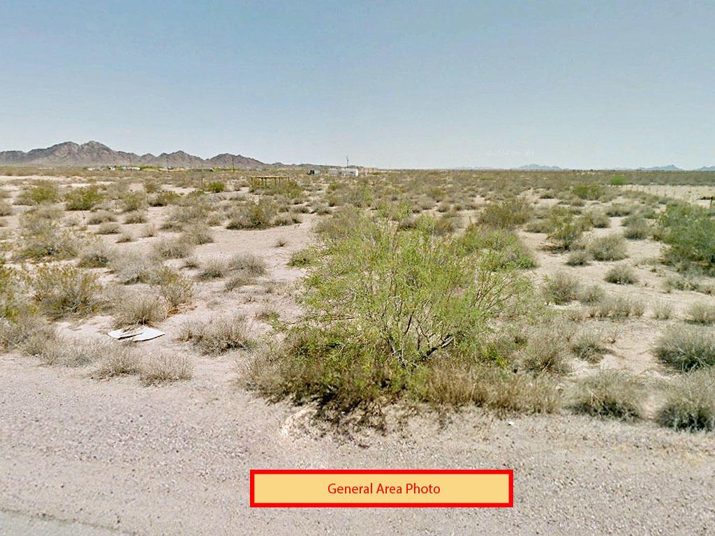 Dateland Arizona Suburban Homesite - Image 3