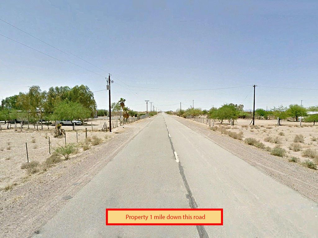 Dateland Arizona Suburban Homesite - Image 4