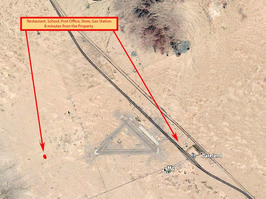 Dateland Arizona Suburban Homesite - Image 5