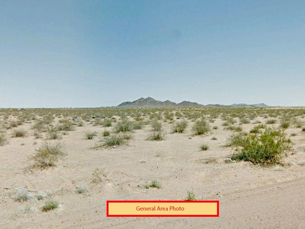 Dateland Arizona Suburban Homesite - Image 0