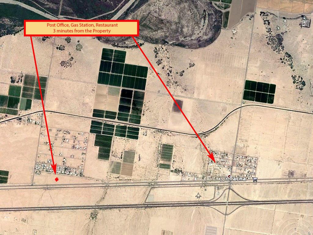 Property in expanding neighborhood in Yuma County, Arizona - Image 5