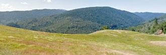Half in acre in Lake County, California