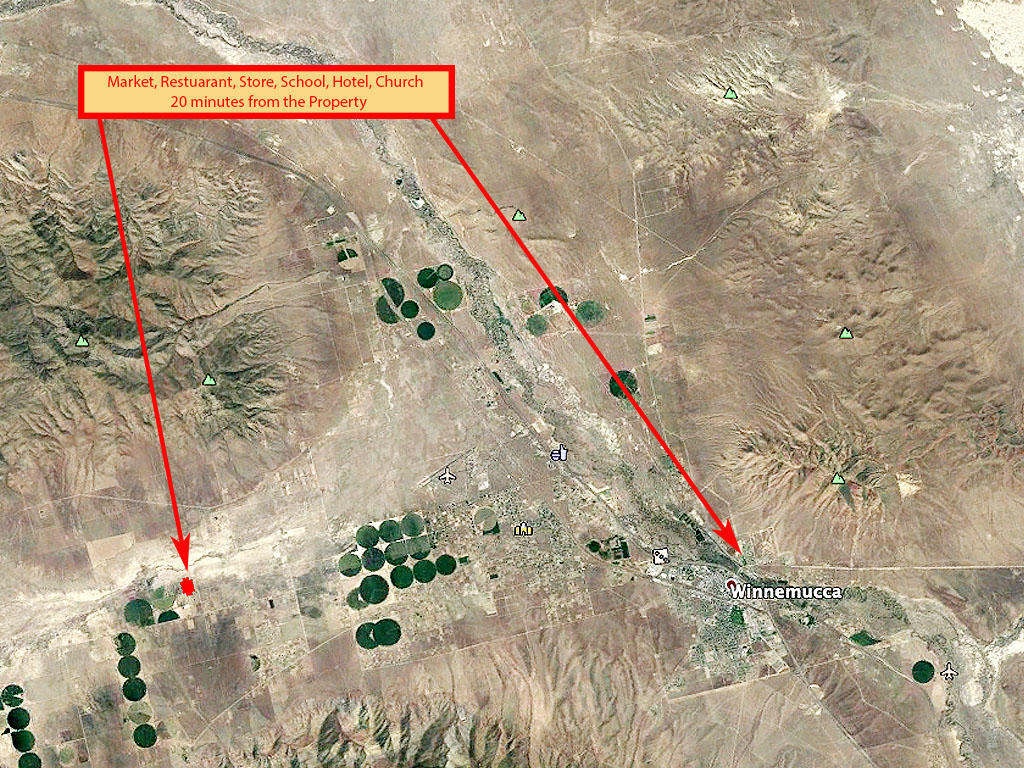 Over 20 acres in Pershing County, Nevada - Image 5
