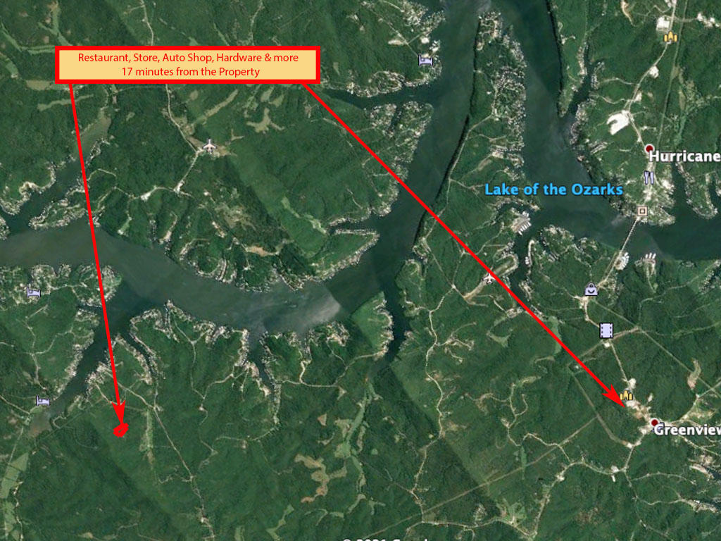 Over 5 acres near Lake of the Ozarks - Image 5