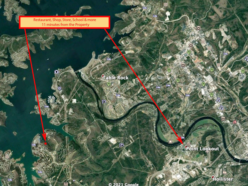Half an acre backed up to Table Rock Lake - Image 5
