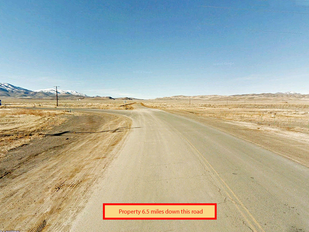 Over 48 acres of space in beautiful Nevada - Image 4