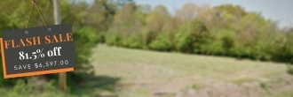 Sweet Home Alabama Lot Over A Half Acre