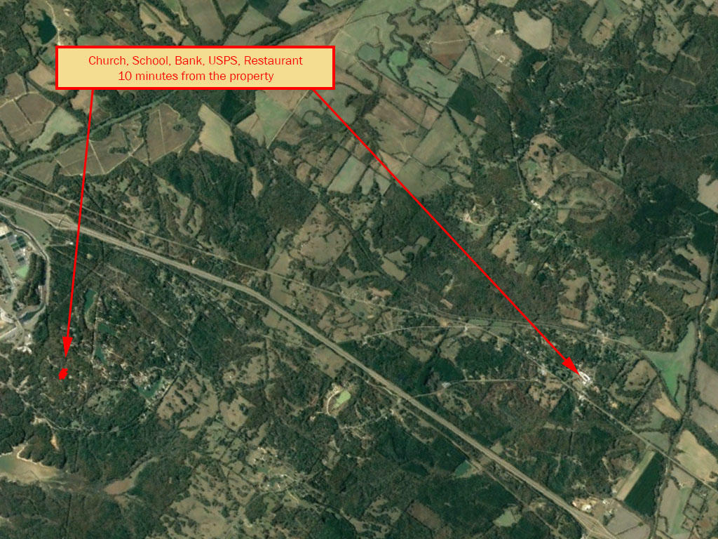 Just under an Acre of Northern Mississippi Property near Water - Image 5