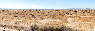 10 Acres Of Open Space Outside Of Barstow