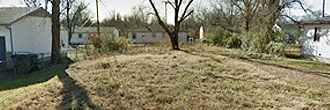 Over 7400 square foot lot in an established neighborhood