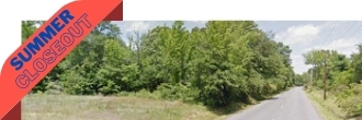 Triangular Lot Near Commercial Area of Pine Bluff