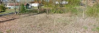 Almost 5000 square foot lot an hour from Birmingham