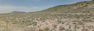Spectacular Views from this acreage in San Luis Colorado