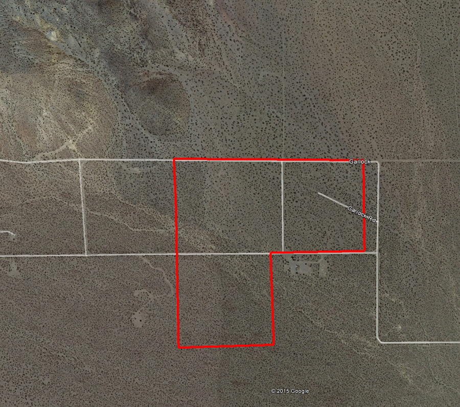 Big 30 acres near Garlock and Red Rock Canyon State Park - Image 1