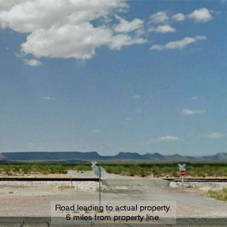 40+ Acre Off-the-Grid Expanse 12 Miles North of Interstate 10 - Image 1