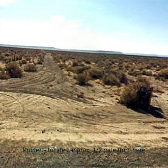 Boundless 20 Acres in the High Desert - Image 1