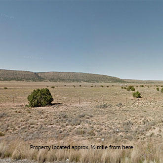 1.5 Acre Corner Lot Close to Seligman and Route 66 - Image 2