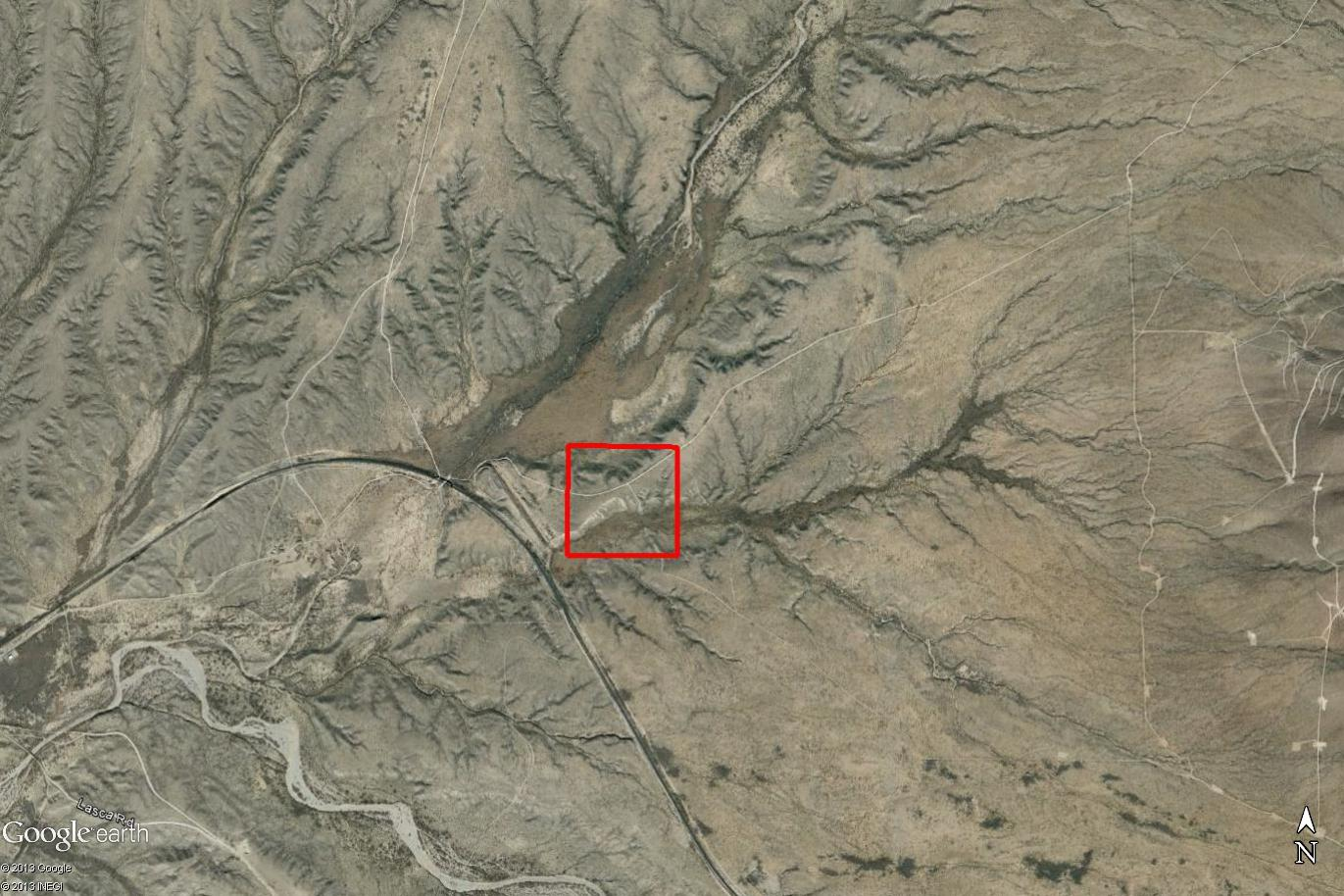 Impressive Forty Acre Refuge North of Interstate 10 - Image 1