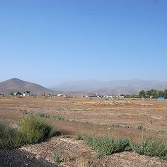 Paved Road and Mountain View with this Nevada Gem Near Interstate 80 - Image 1