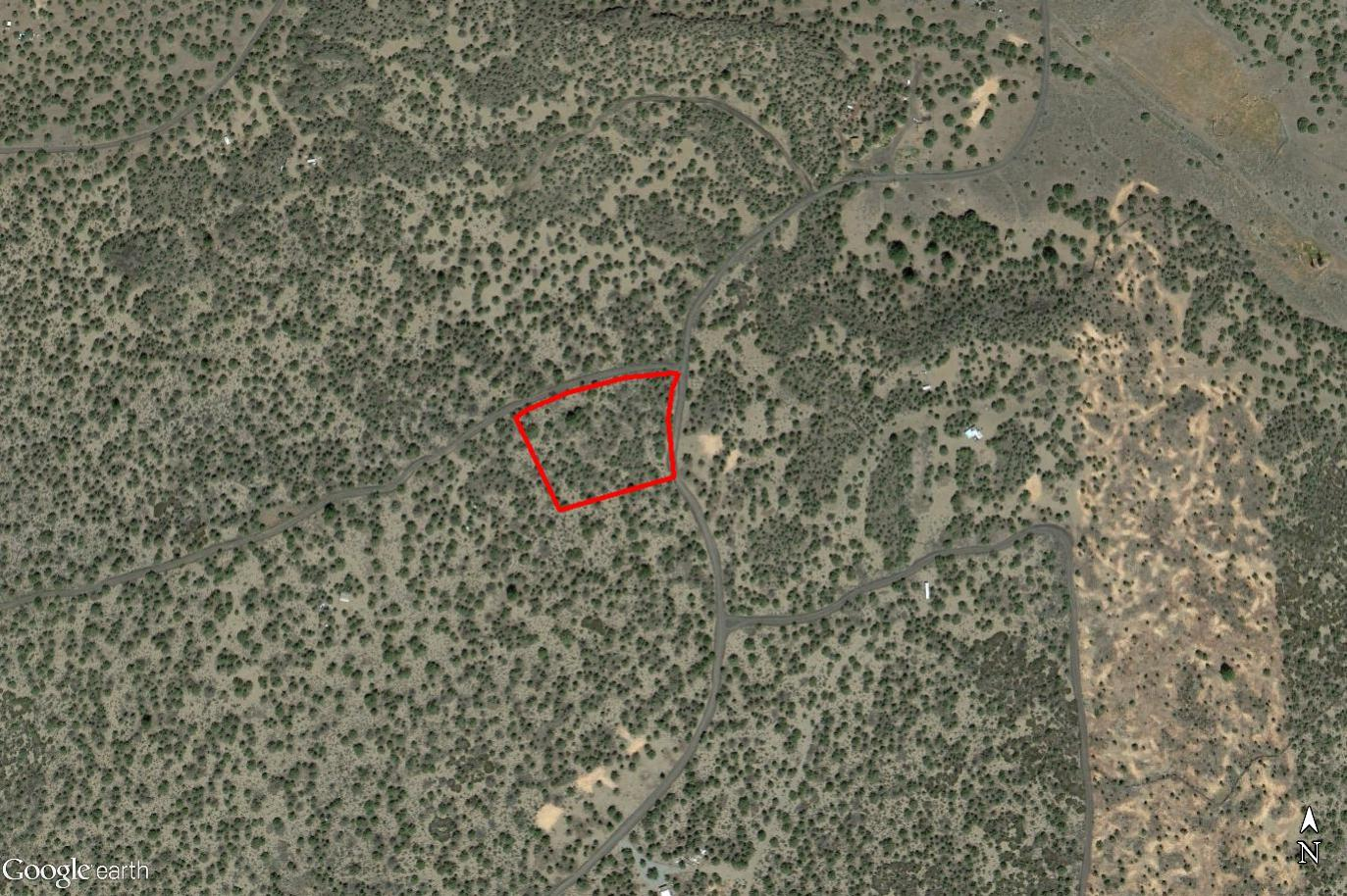 Over Two Acre Property About 16 miles NE of Weed - Image 2