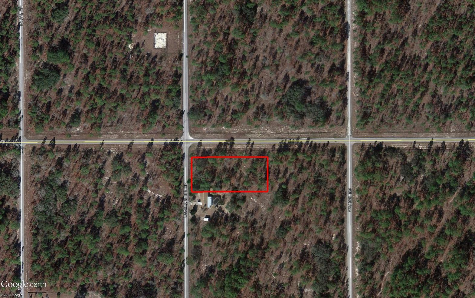 One Acre Florida Getaway Between Dunnellon and Williston - Image 1
