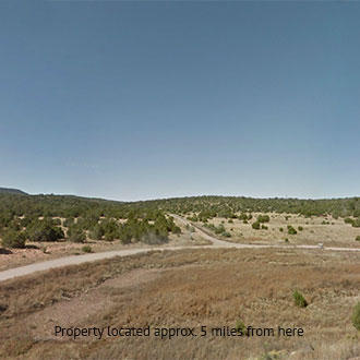 Nearly 2 Acre Rural Hideaway Near I-40 and Route 66 - Image 1