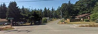 Dazzling Whidbey Island Lot Half Mile from the Beach