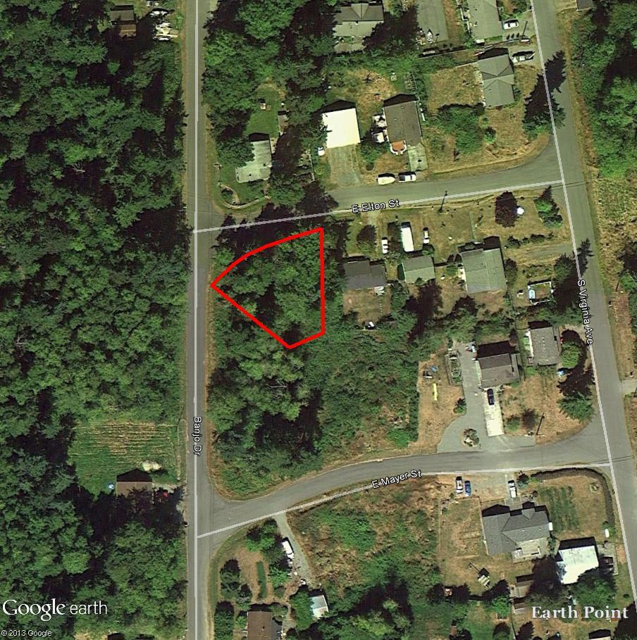 Dazzling Whidbey Island Lot Half Mile from the Beach - Image 4